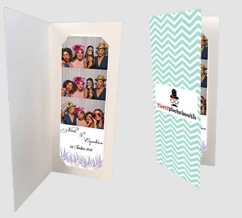 Φακελάκια photobooth