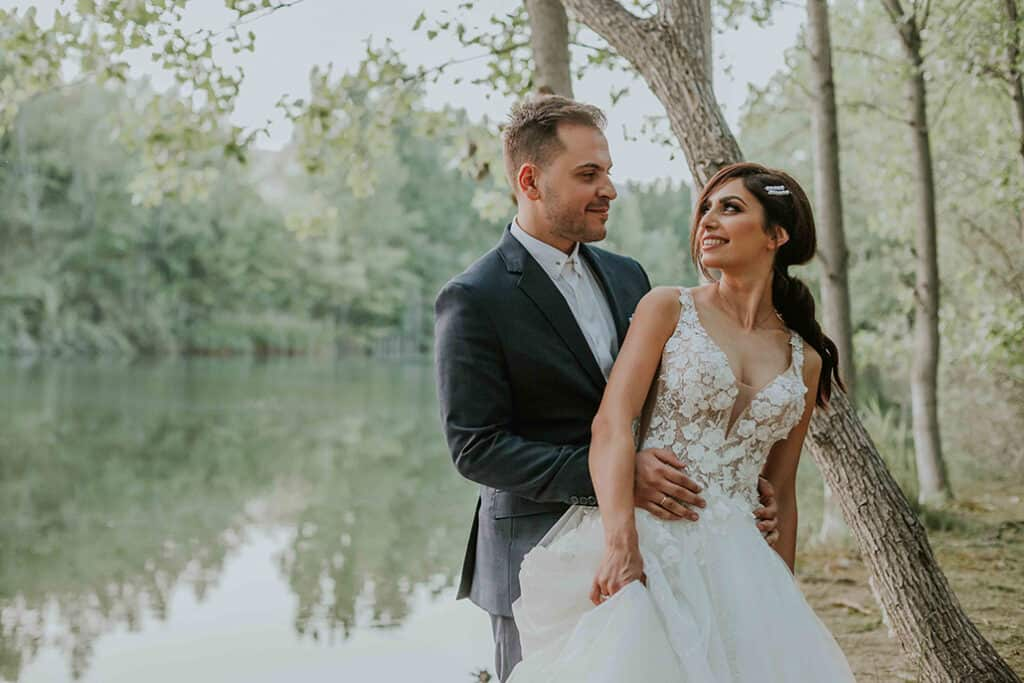 Ο γάμος του Πέτρου και της Ντιάνας